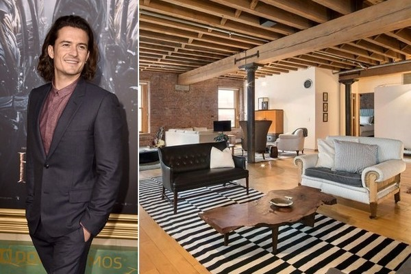 Orlando Bloom S His New York City Loft Lonny