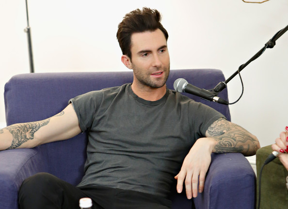 Adam Levine Clothes