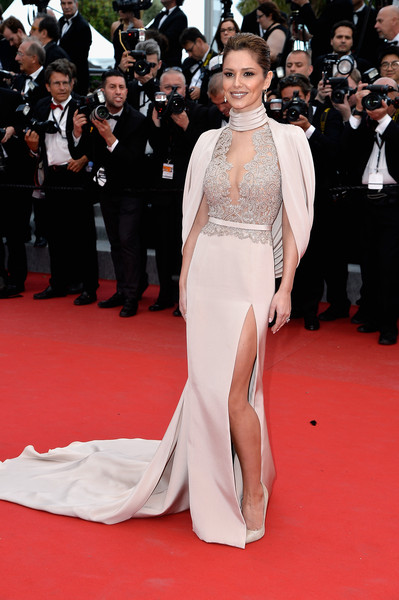 Cheryl Cole in Ralph & Russo