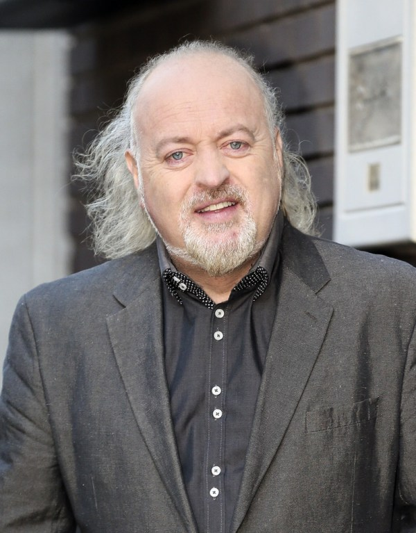 Bill Bailey in Bill Bailey Spotted Leaving the ITV Studios ...