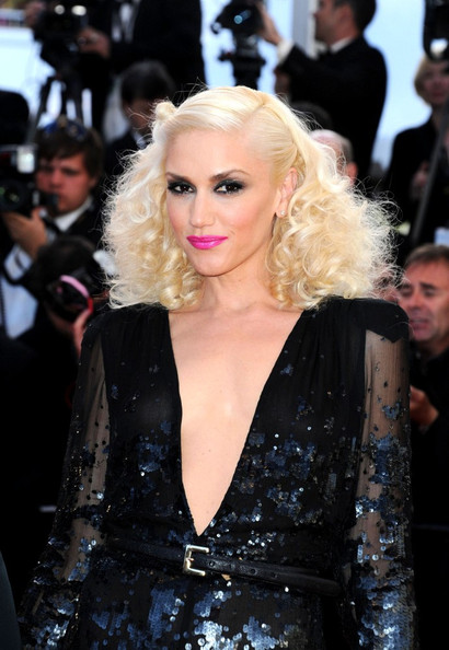 "Gwen Stefani ""The Tree of Life"" premieres during the 64th Annual Cannes Film Festival."