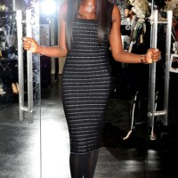 Supermodel for a Cause, Fashion for Relief - Naomi Campbell