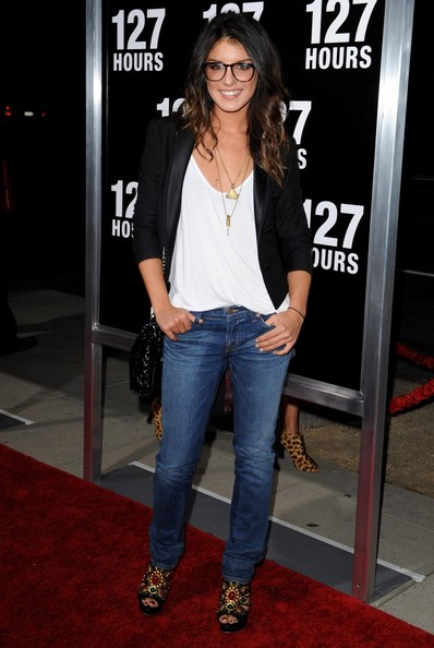 """Shenae Grimes Los Angeles Premiere of """"127 Hours"""".The Academy, Beverly Hills, CA.November 3, 2010."""