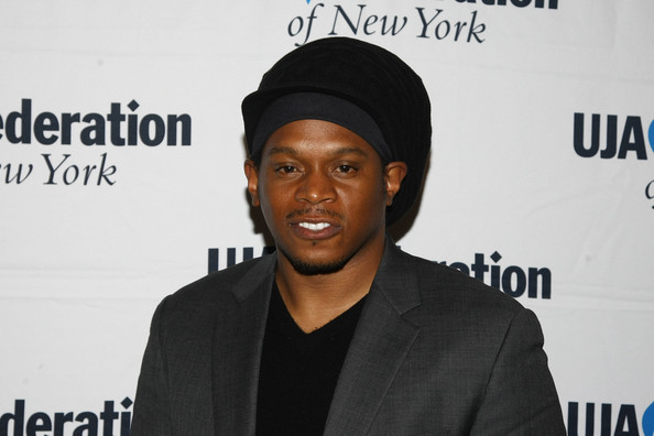 Sway MTV VJ, Sway attends the 2009 UJA-Federation of New York Music Visionary Of The Year award luncheon at The Pierre Hotel on June 18, 2009 in New York, New York.