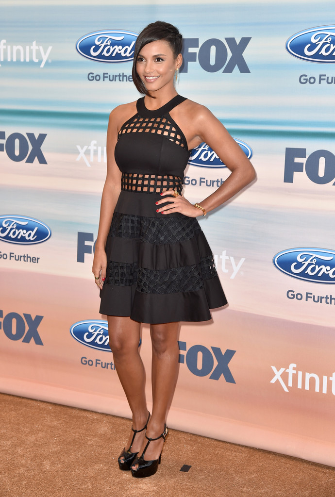Jessica Lucas Photos Photos 2014 FOX Fall Eco Casino