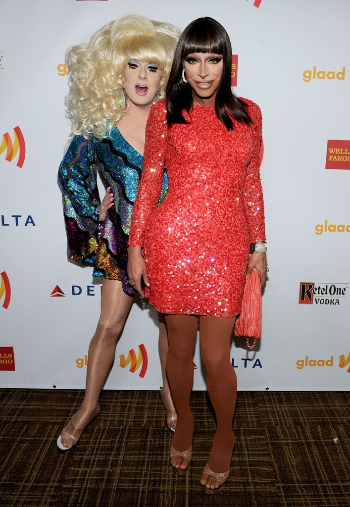 Raven And Lady Bunny Photos