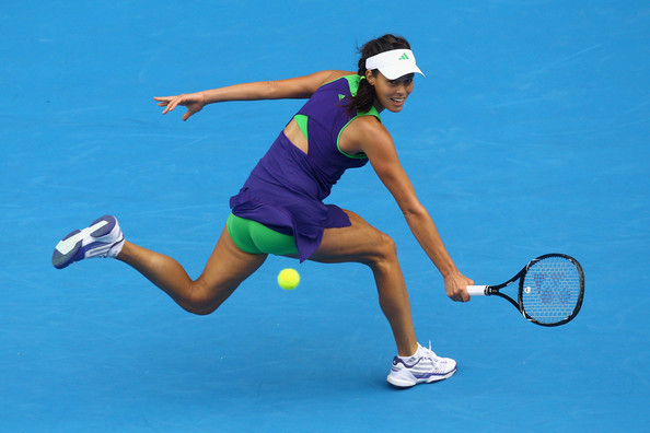 Ana Ivanovic - 2011 Australian Open - Day 2