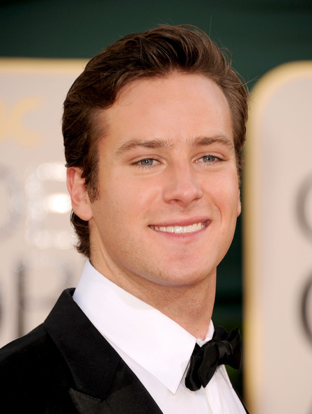 Armie Hammer - 68th Annual Golden Globe Awards - Arrivals