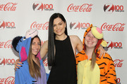 Jessie J meets fans at Z100 & Coca-Cola All Access Lounge at Z100's Jingle Ball 2014 pre-show at Hammerstein Ballroom on December 12, 2014 in New York City.