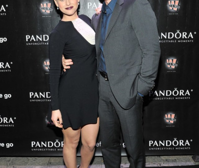Pandora Jewelry Presents Before We Go Cocktail Reception With Chris Evans