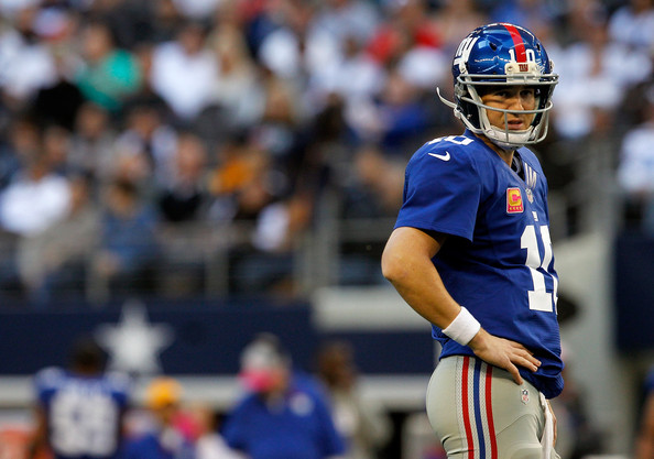 fcab30d1e New York Giants (6-2) (4) — Only the Giants are good enough to go on the  road and rack up a 23-0 lead against a division opponent who beat them  earlier in ...