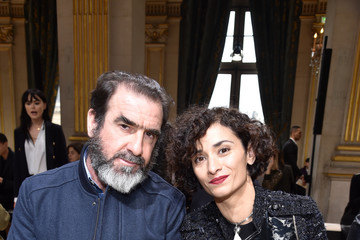 She lived a very simple and decent. Eric Cantona Zimbio