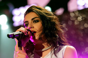Charli XCX performs onstage during 93.3 FLZÂ's Jingle Ball 2014 at Amalie Arena on December 22, 2014 in Tampa, Florida.