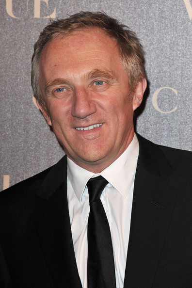 Francois-Henri Pinault François-Henri Pinault attends Vogue Paris Dinner hosted by Carine Roitfeld in honour of Frida Giannini as part of Paris Haute Couture Fashion Week at Hotel de la Rochefoucauld Doudeauville on January 25, 2011 in Paris, France.