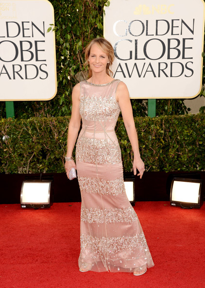 Helen Hunt Actress Helen Hunt arrives at the 70th Annual Golden Globe Awards held at The Beverly Hilton Hotel on January 13, 2013 in Beverly Hills, California.
