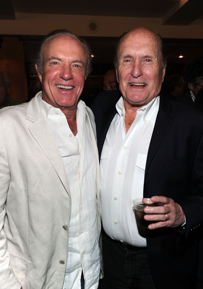 "James Caan and Robert Duvall - AFI Associates & Sony Pictures Classics' Premiere ""Get Low"" - After Party"