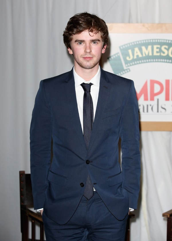Freddie Highmore - Freddie Highmore Photos - Jameson ...