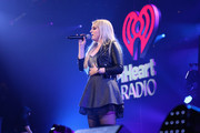 Meghan Trainor performs onstage during KISS 108's Jingle Ball 2014, presented by Market Basket Supermarkets at TD Garden on December 14, 2014 in Boston, Massachusetts.
