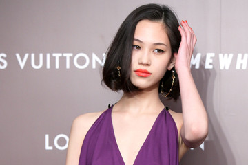 "Kiko Mizuhara ""Somewhere"" Preview And Reception"