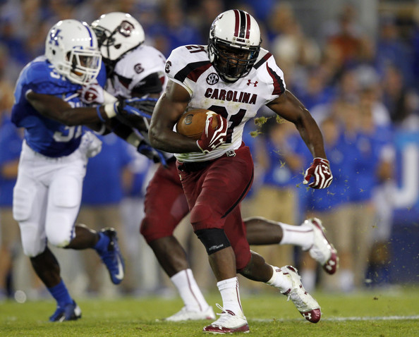 Marcus Lattimore - South Carolina v Kentucky