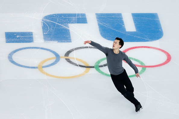 Patrick Chan - Previews - Winter Olympics Day -6