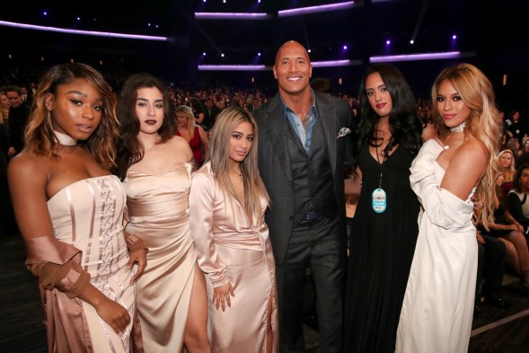 Image result for The rock people's choice awards