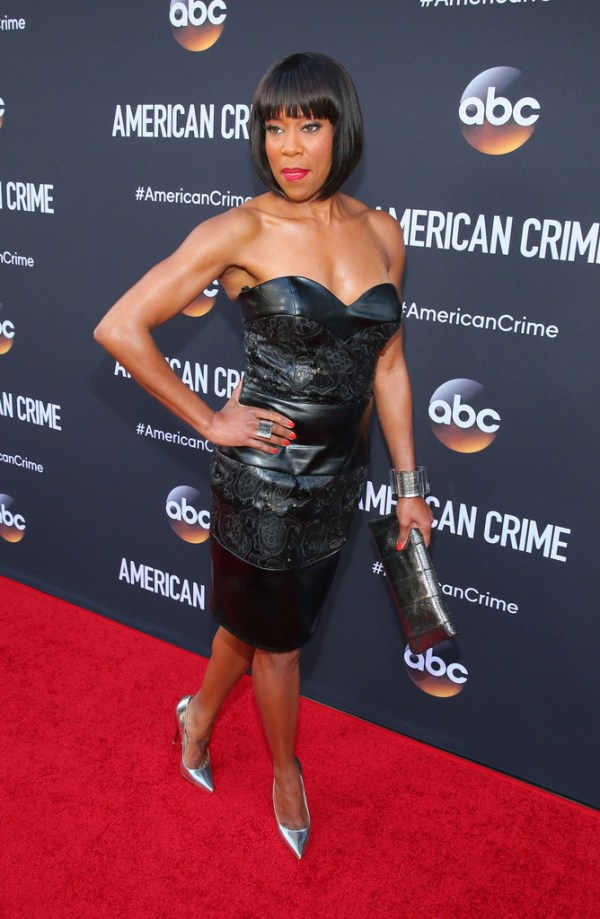 "Regina King in Premiere Of ABC's ""American Crime"" - Red ..."