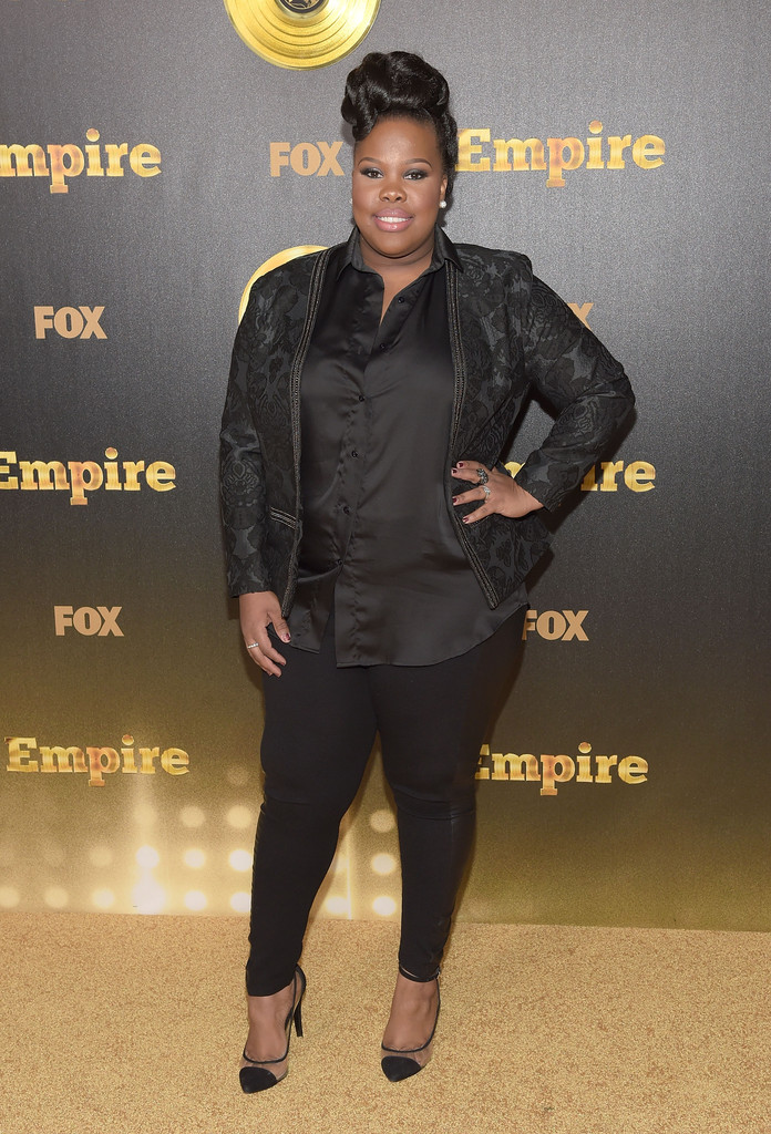 Amber Riley Photos Photos Premiere Of Foxs Empire