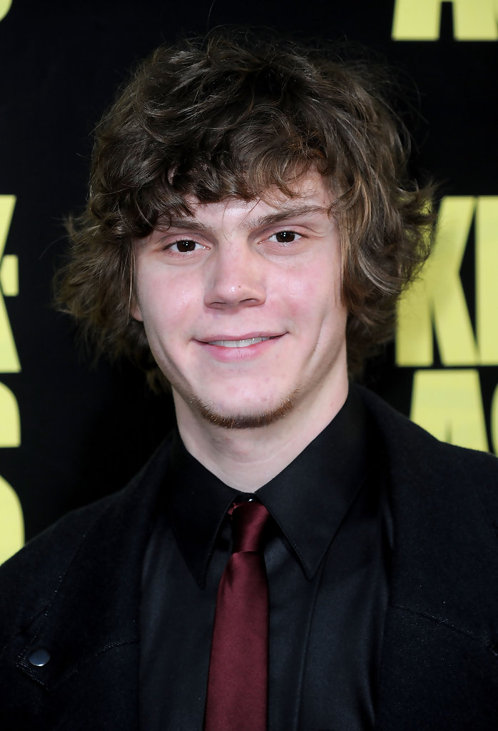 Evan Peters Zimbio