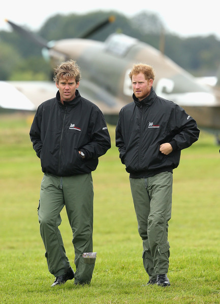 Prince Harry Photos Photos - Prince Harry Attends The ...