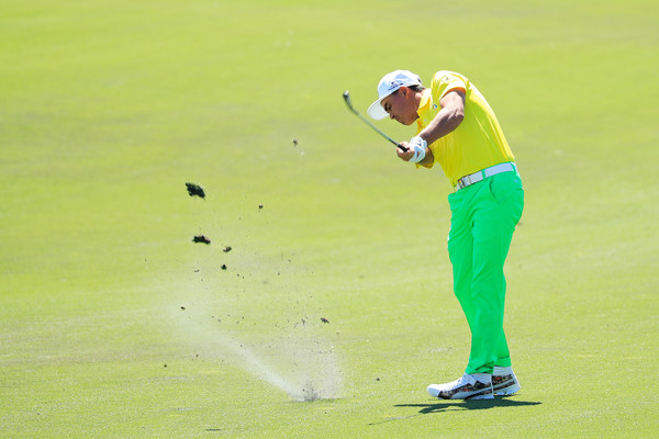 Image result for rickie fowler arnold palmer