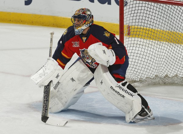 Roberto Luongo pitches shutout in his return to Florida ...