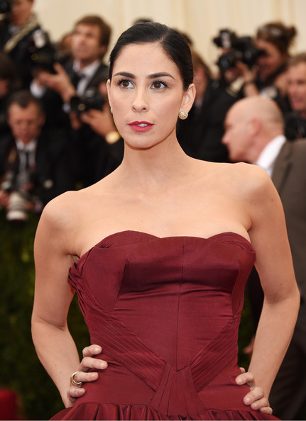 Sarah Silverman Pictures - Red Carpet Arrivals at the Met ...