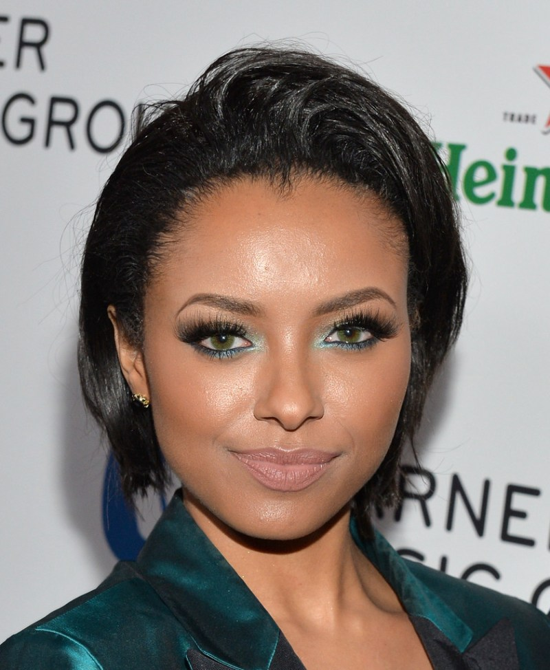 kat graham eye makeup