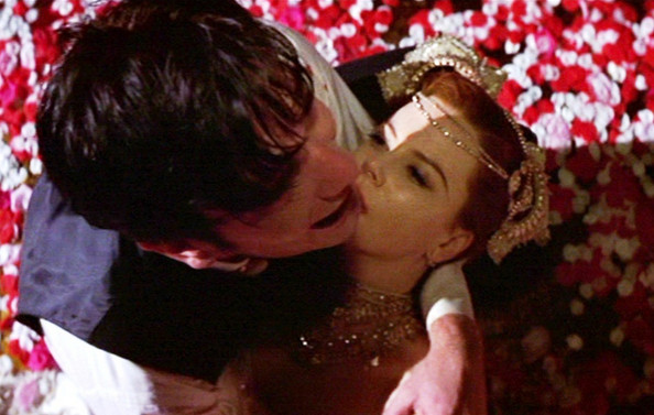 Image result for satine moulin rouge death