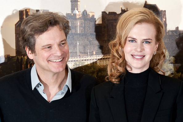 Colin Firth - Stars at 'The Railway Man' Photocall