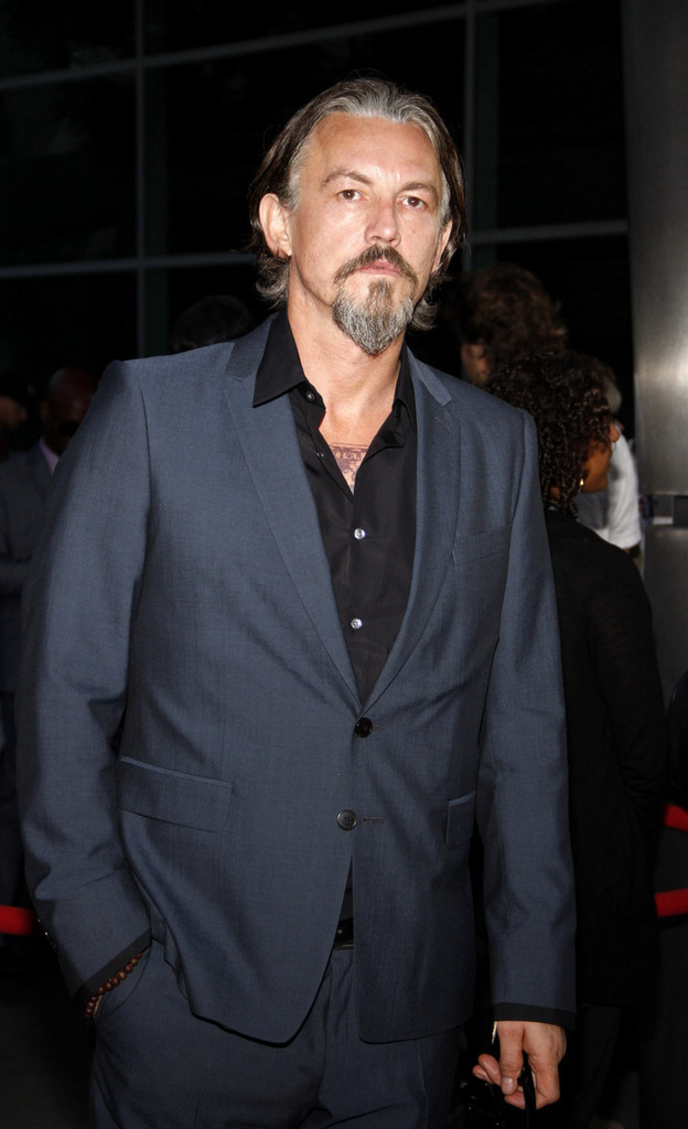 Tommy Flanagan Photos Photos Maggie Siff At The Premiere