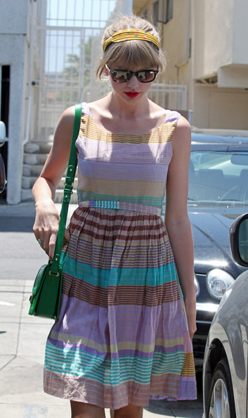Taylor Swift - Taylor Swift Goes to Lunch in L.A.