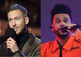 Calvin Harris - Over Now ft.The Weeknd