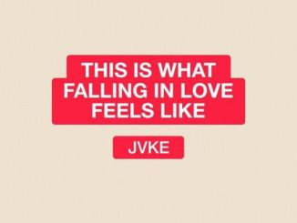 DOWNLOAD MP3: JVKE - This Is What Falling In Love Feels Like
