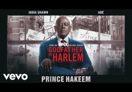 DOWNLOAD MP3: Godfather of Harlem - Prince Hakeem ft. India Shawn, ADÉ