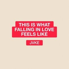Download Audio JVKE - This Is What Falling In Love Feels Like mp3 download