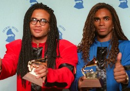 30 Years Ago, Milli Vanilli Returned Their Best New Artist Grammy; Should They Get the Award Back Now?