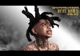 DOWNLOAD MP3: SpotEmGottem - Beat Box 5 ft. Polo G
