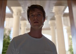 Patrick Schwarzenegger on 'Echo Boomers,' His Dad and Twitter Shade for Chris Pratt