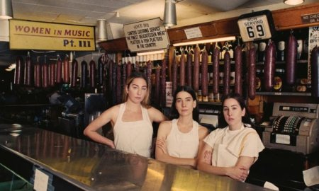 HAIM – Women In Music Pt. II (ZIP FILE)