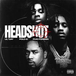 Lil Tjay Ft. Polo G & Fivio Foreign – Headshot MP3 DOWNLOAD