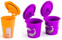 4 piece Keurig 2.0 Reusable Filter Bundle Gift Set