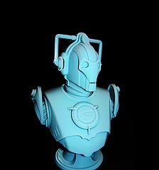 Dr. Who cyberman