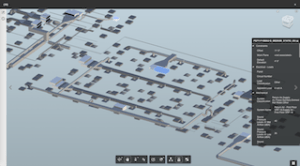View and navigate 3D models, access object properties, use sectioning tools and explore models with gravity-based walkthroughs.